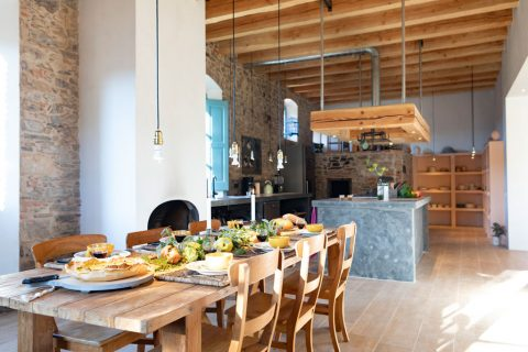 casa rural grups cuina