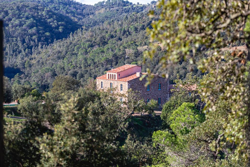 casa rural al bosc
