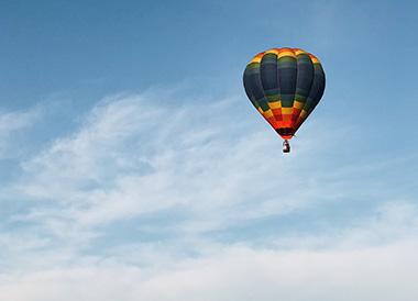 vols en globus empordà
