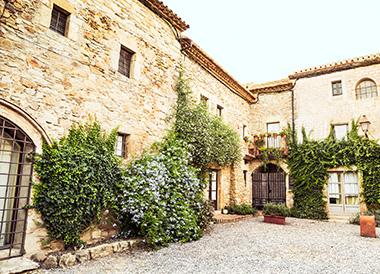 pobles medievals empordà